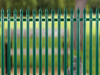 Steel fencing UK